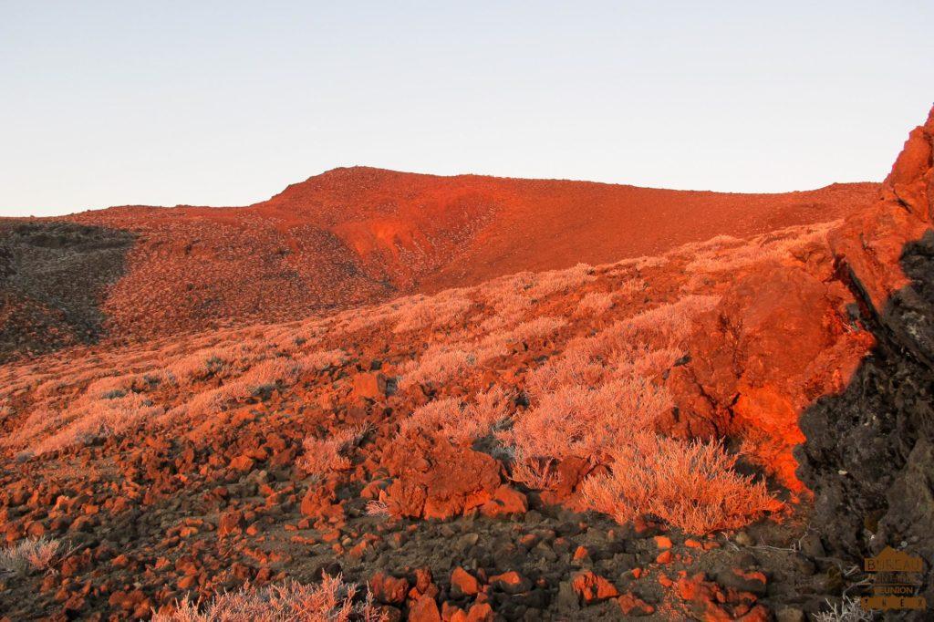 randonnée réunion trek agence GRR2 diagonale traversée lever soleil piton neiges