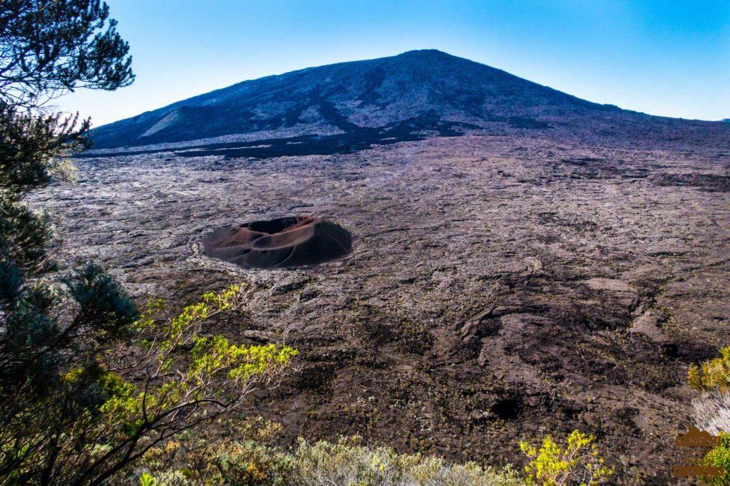 randonnée réunion trek agence GRR2 diagonale traversée volcan piton fournaise