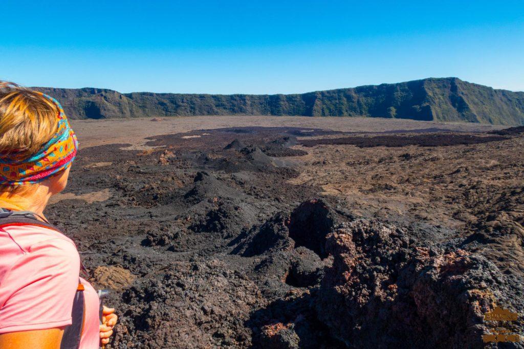 randonnée réunion trek agence GRR2 diagonale traversée volcan fournaise cheveux pélé