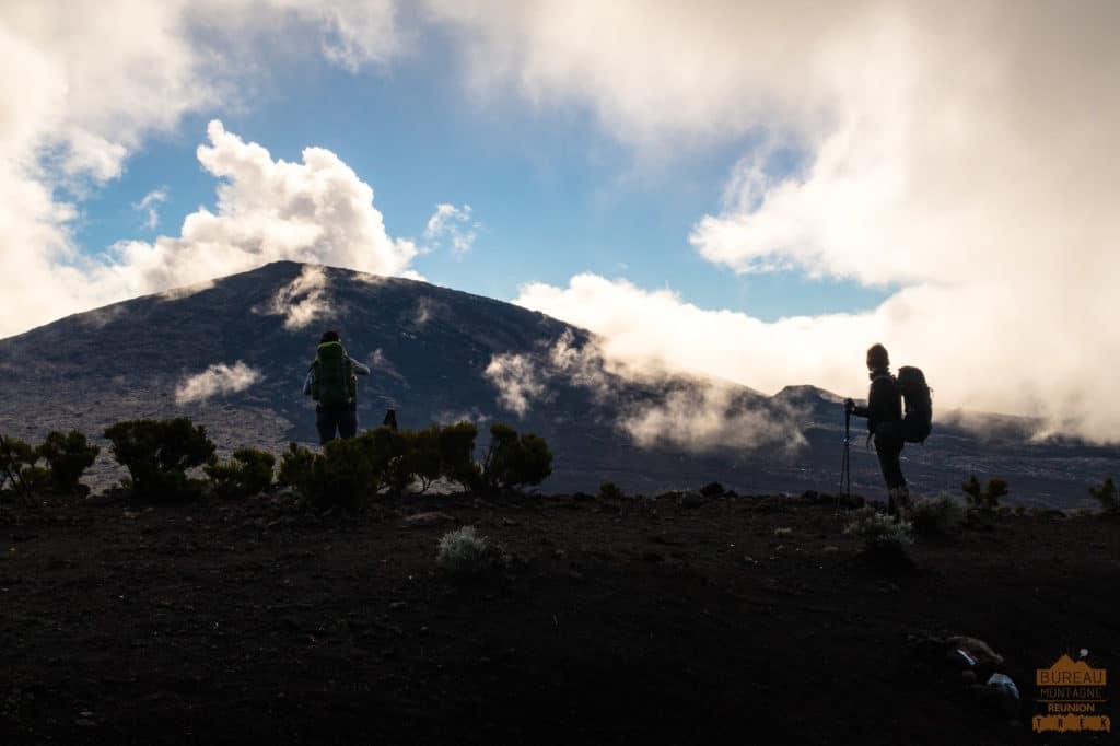 randonnée réunion trek agence GRR2 diagonale traversée volcan fournaise