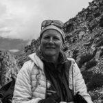Julie Chaffurin, accompagnatrice en montagne