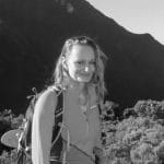 Julie Férard, accompagnatrice en montagne