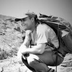 Stéphane Cadet, accompagnateur en montagne