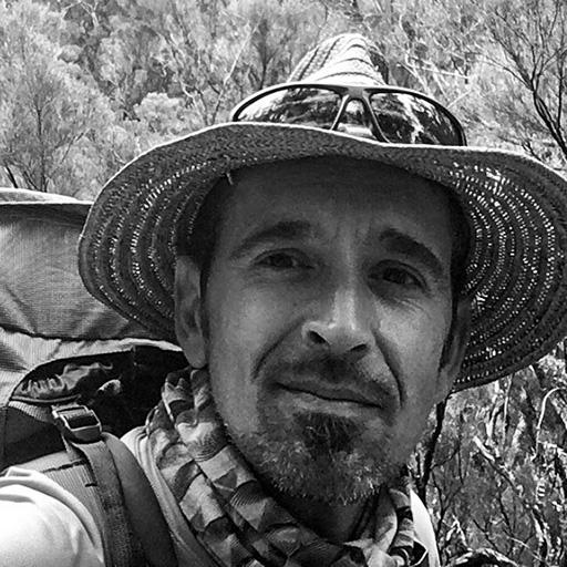 Vincent Casimir, accompagnateur en montagne